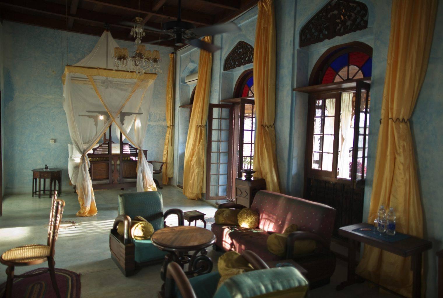 Emerson spice journeys by design for Design hotel zanzibar