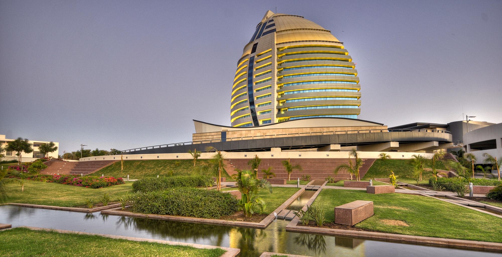 Corinthia Hotel Khartoum Spa