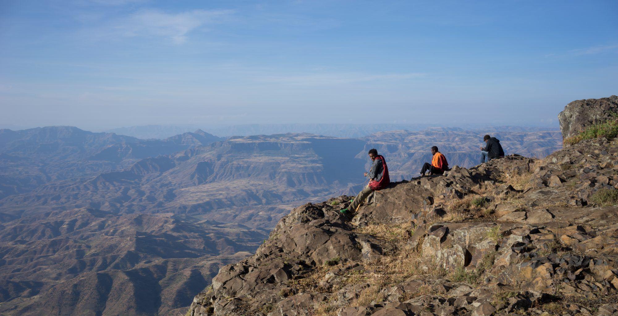 Ethiopia-Tukul-Village-Clifftop