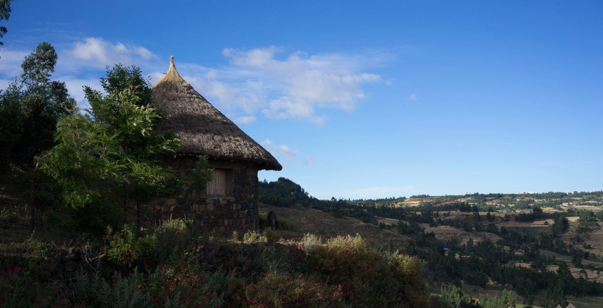 Ethiopia-Tukul-Village-Exterior