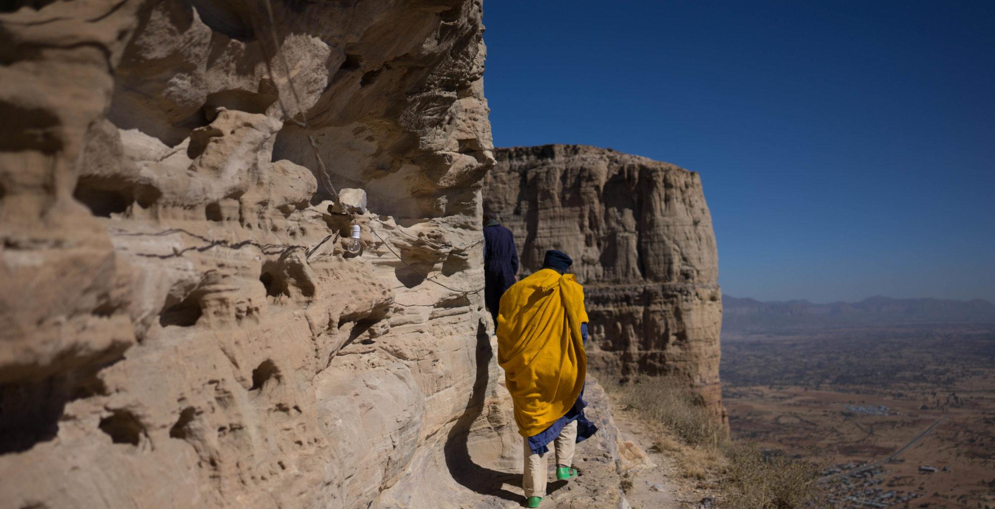 Maribela Ethiopia Walk