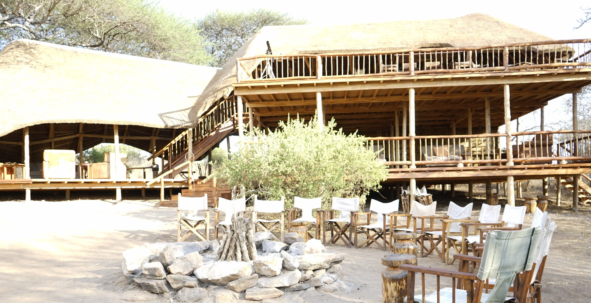 Olivers Tented Camp Tanzania Exterior