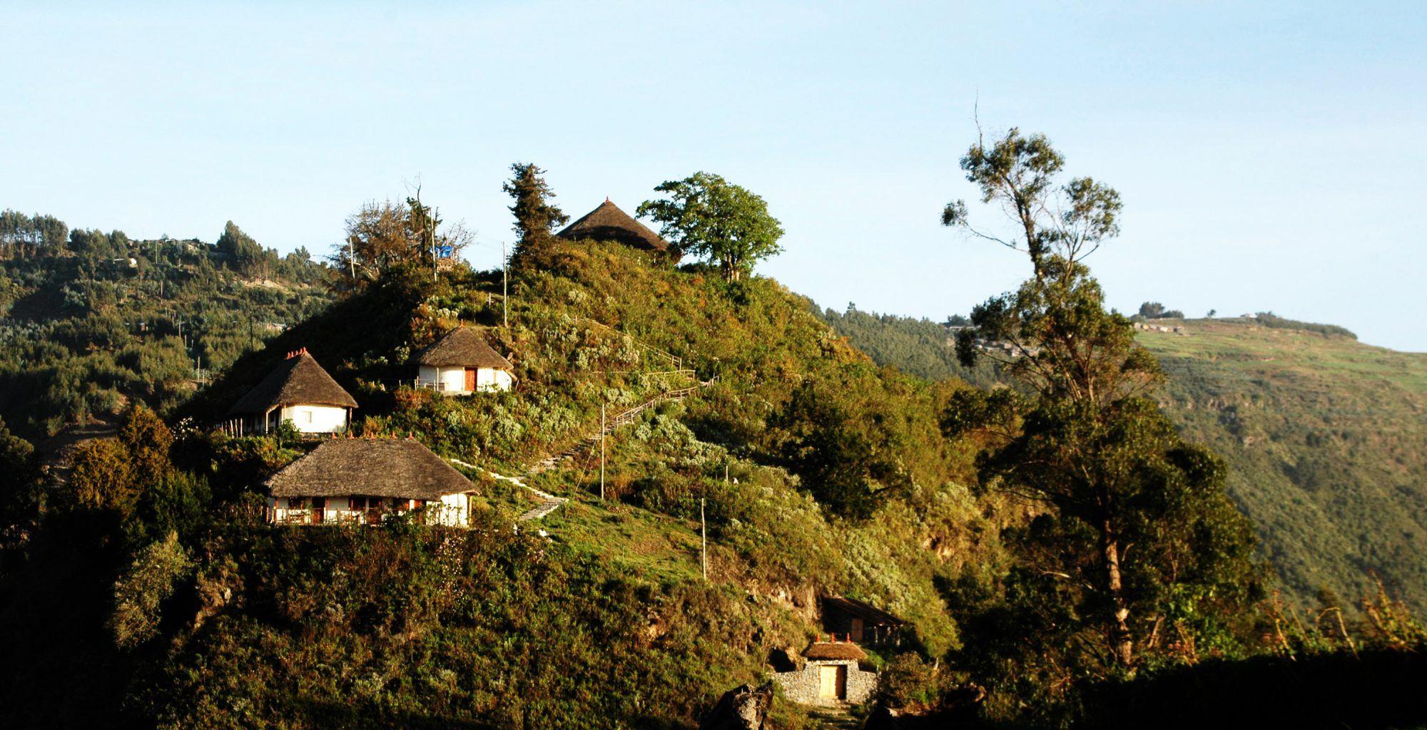 Ethiopia-Ankober-Lodge