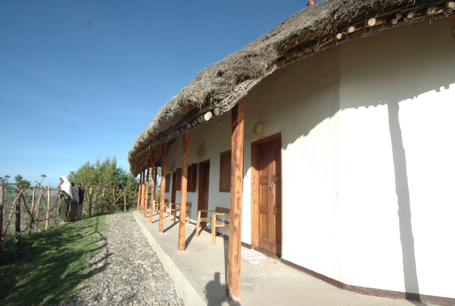 Ankober Lodge Ethiopia Exterior