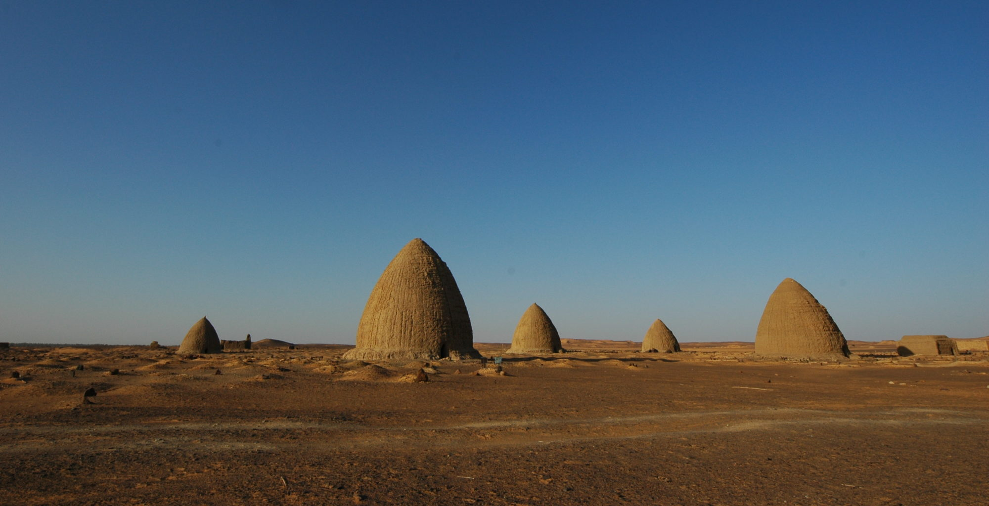 Sudan-Old-Dongola-Wild-Camping-Landscape