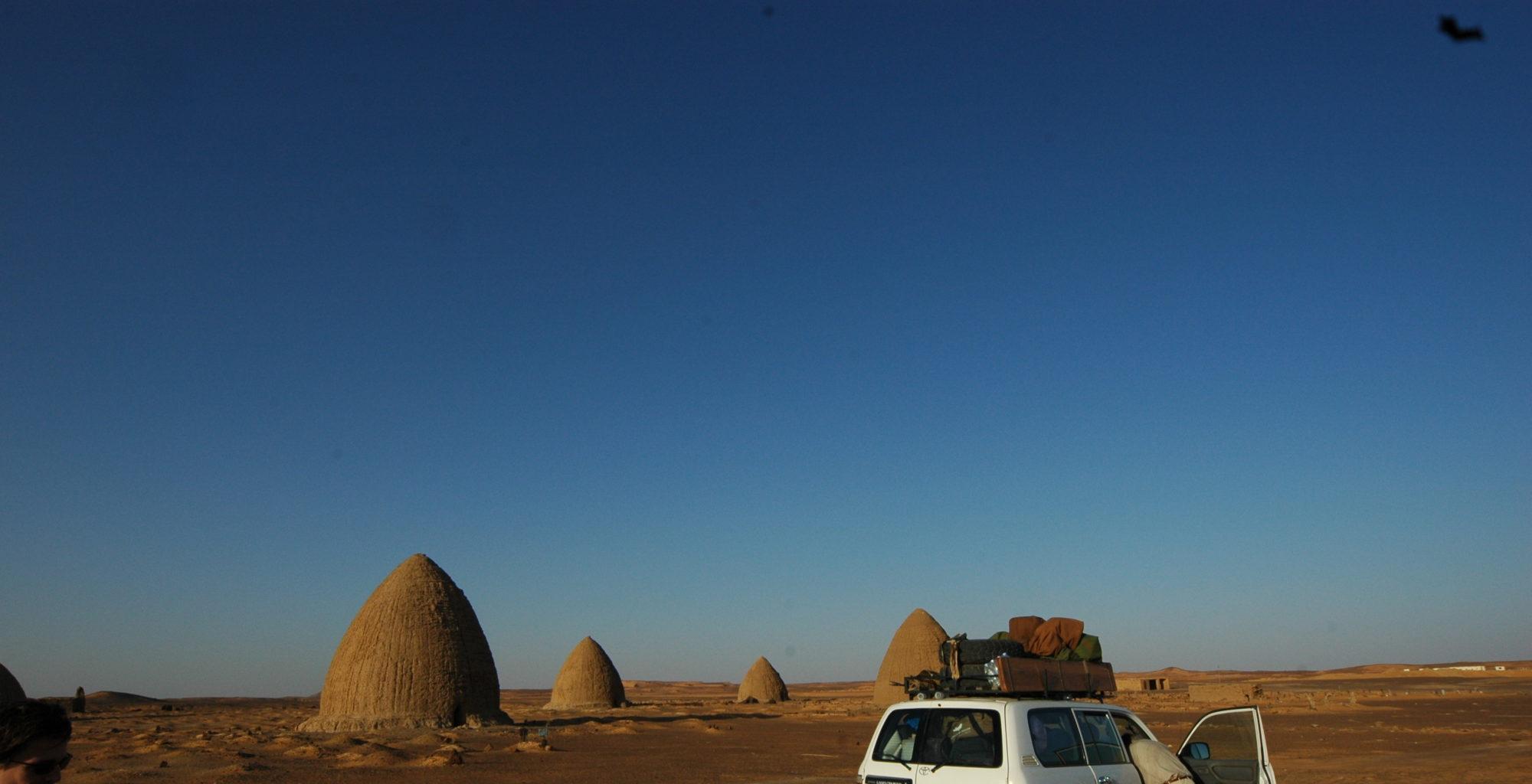 Old Dongola Sudan Views