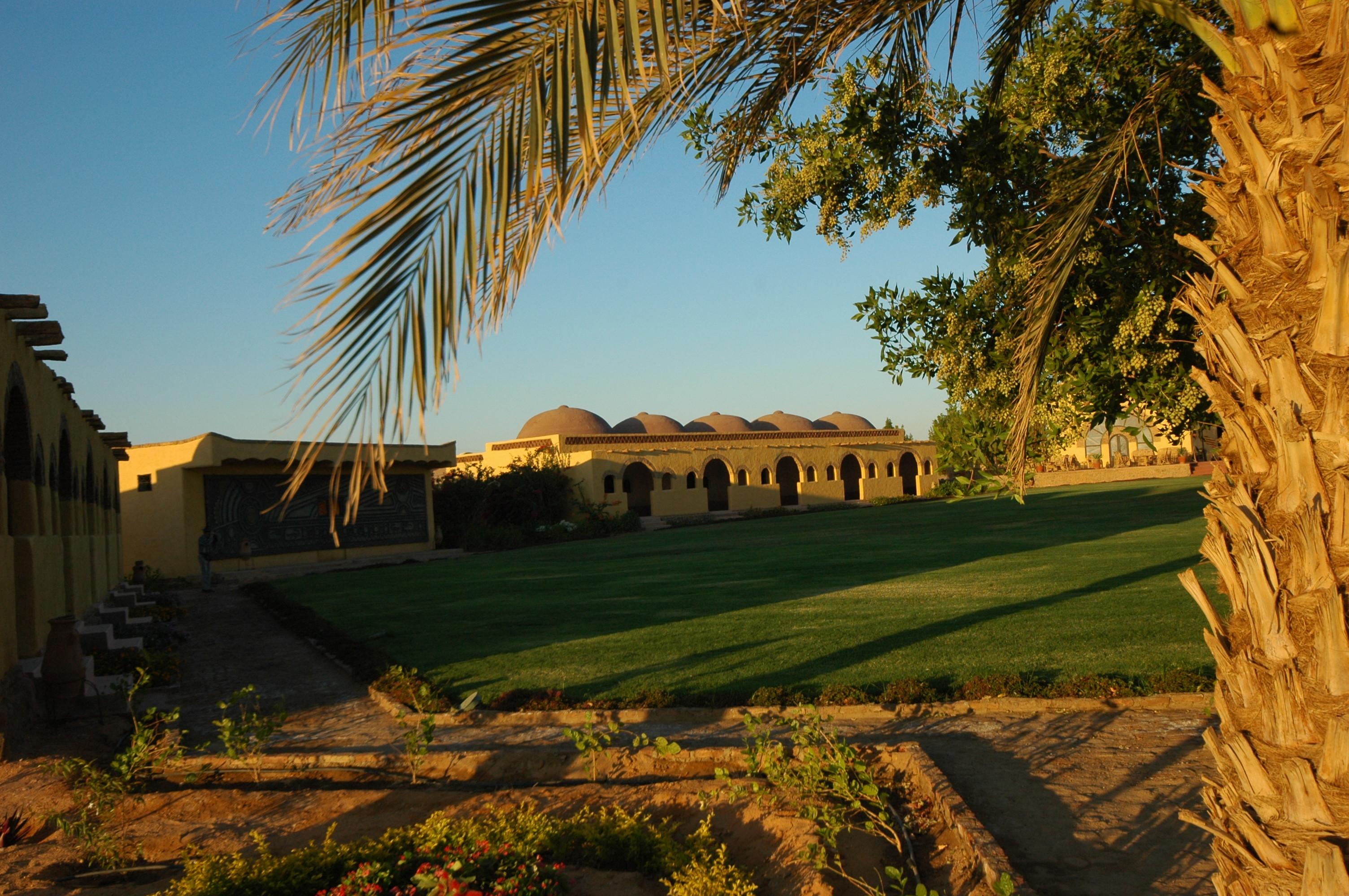 Nubian Rest House Garden Sudan