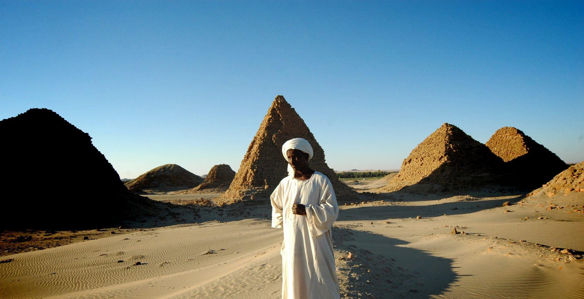 Sudan-Karima-Pyramids