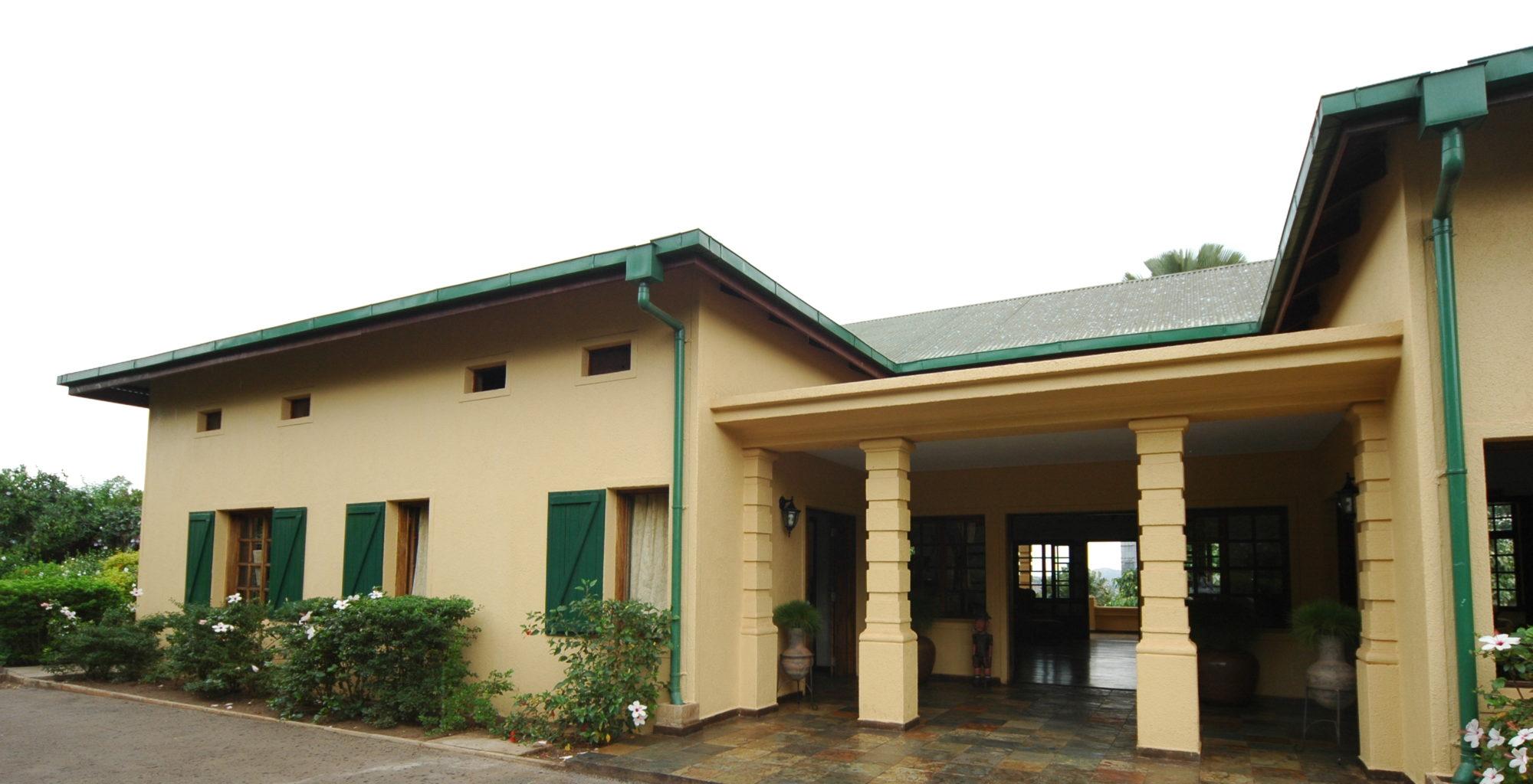 Emin Pasha Uganda Exterior