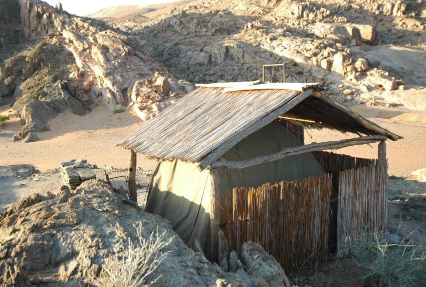 Kunene Camp Namibia Exterior