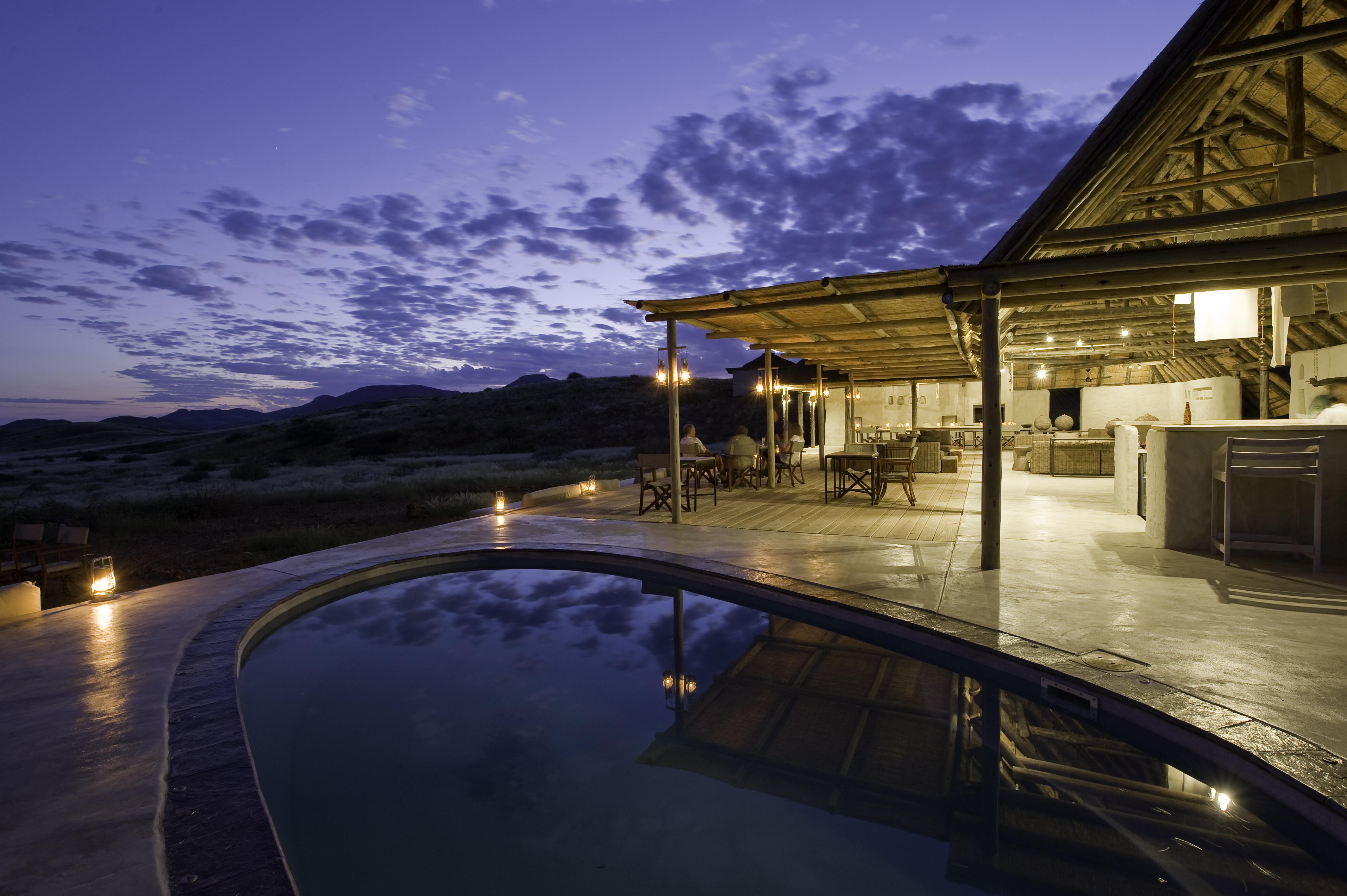 Damaraland Camp Namibia Pool