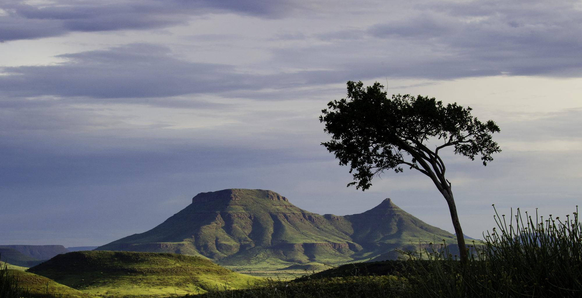 Namibia-Damaraland-Landscape