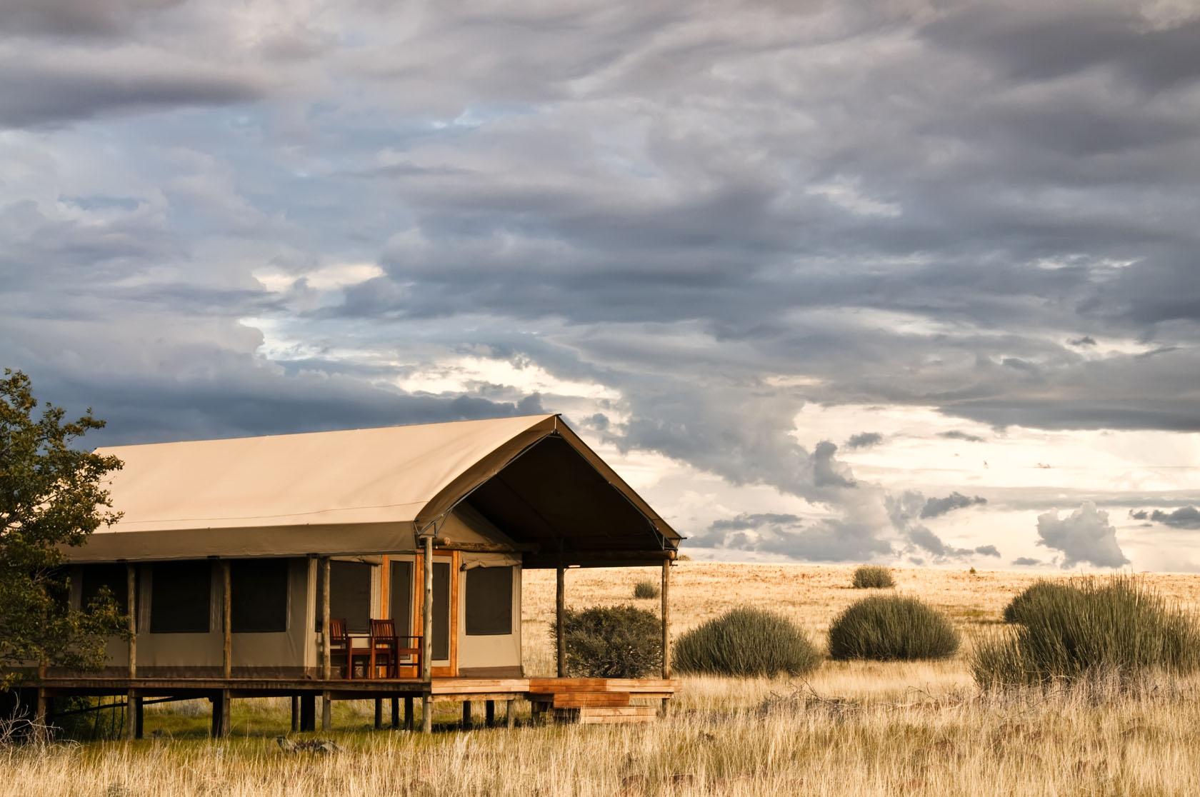 Desert Rhino Camp Namibia Exterior