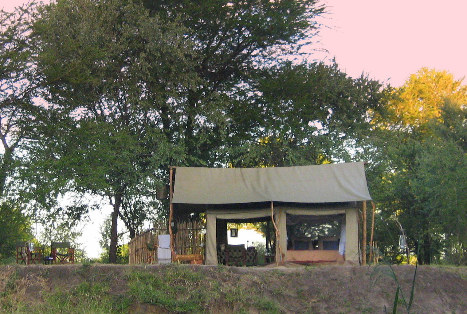 Explore Gorongosa Mozambique Camp