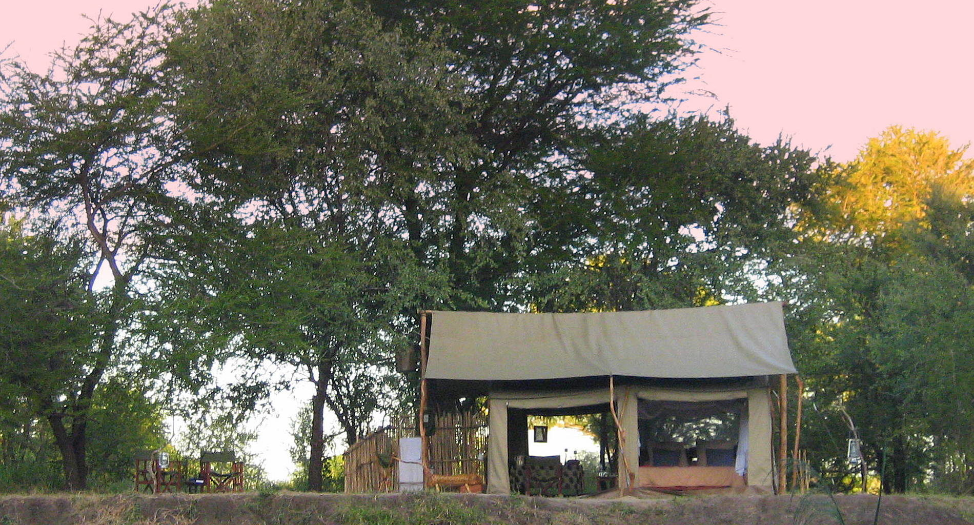 Explore Gorongosa Mozambique Camp