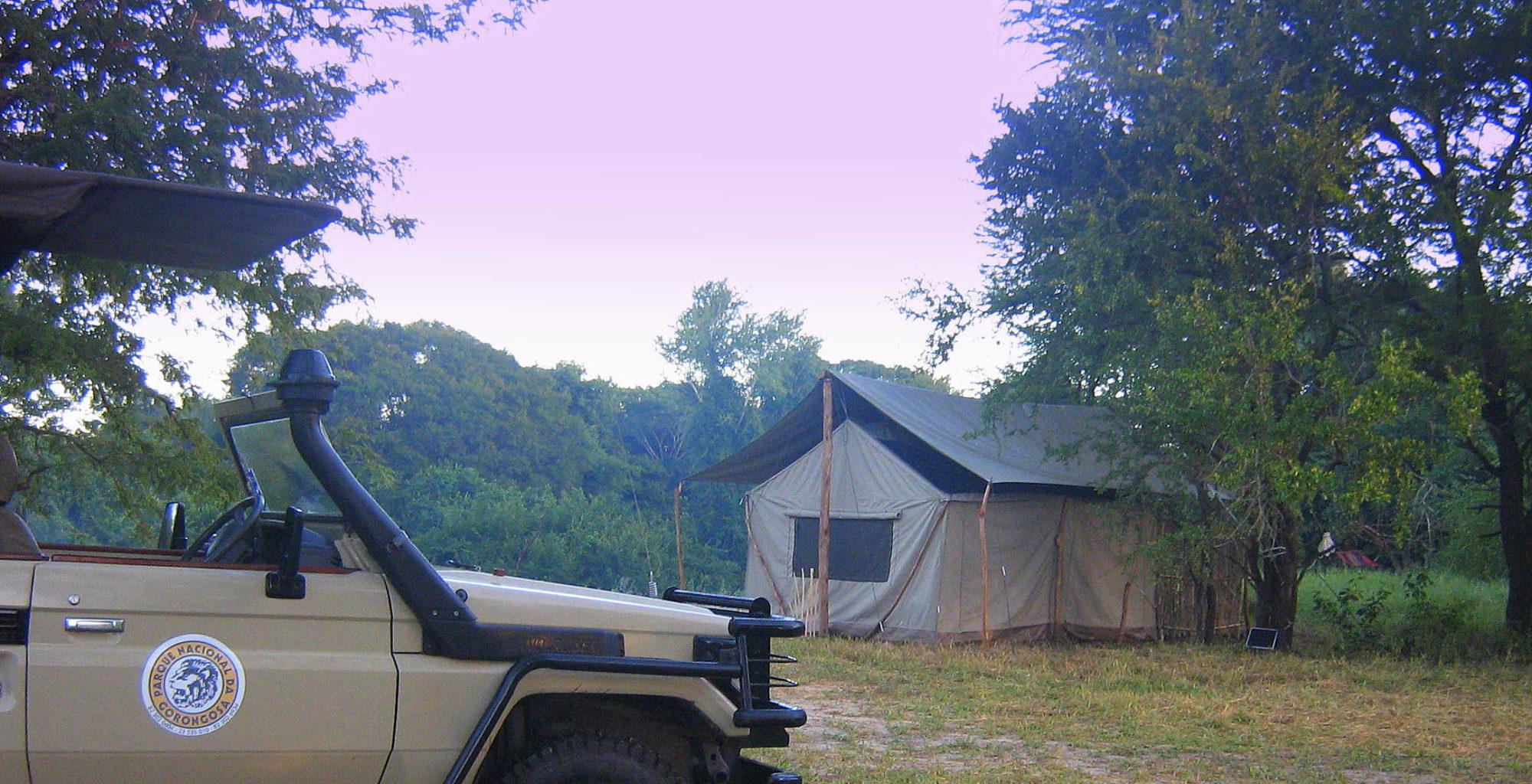 Explore Gorongosa Mozambique Drive