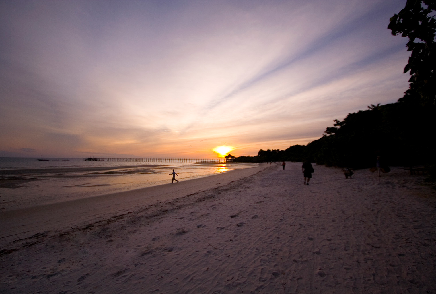 Fundu-Lagoon-Tanzania-Sunset-Beach
