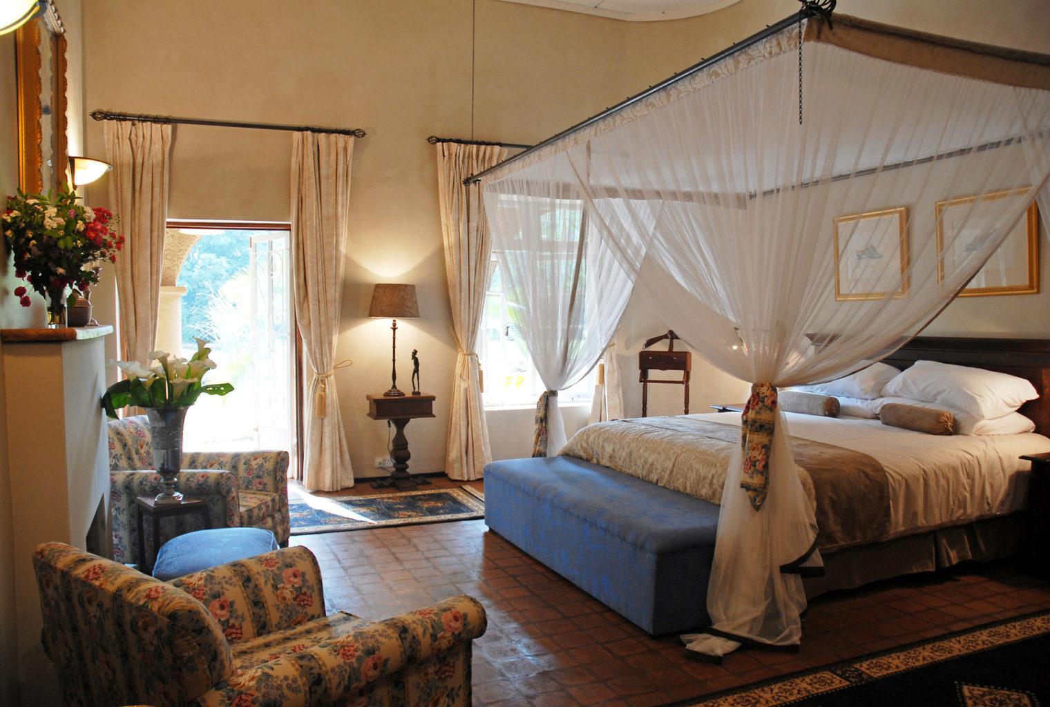 Satemwa Malawi Room