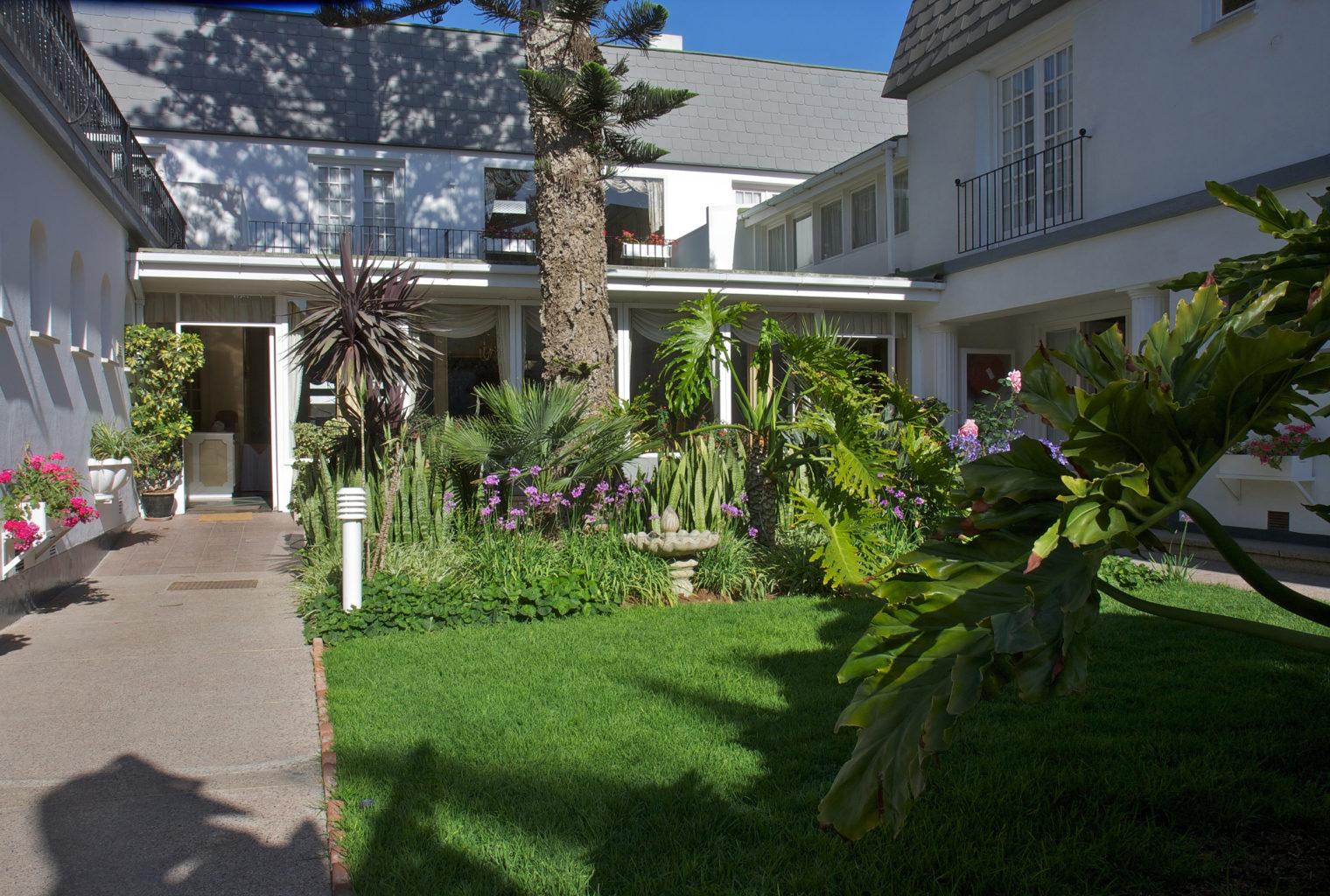 Hansa Hotel Namibia Garden