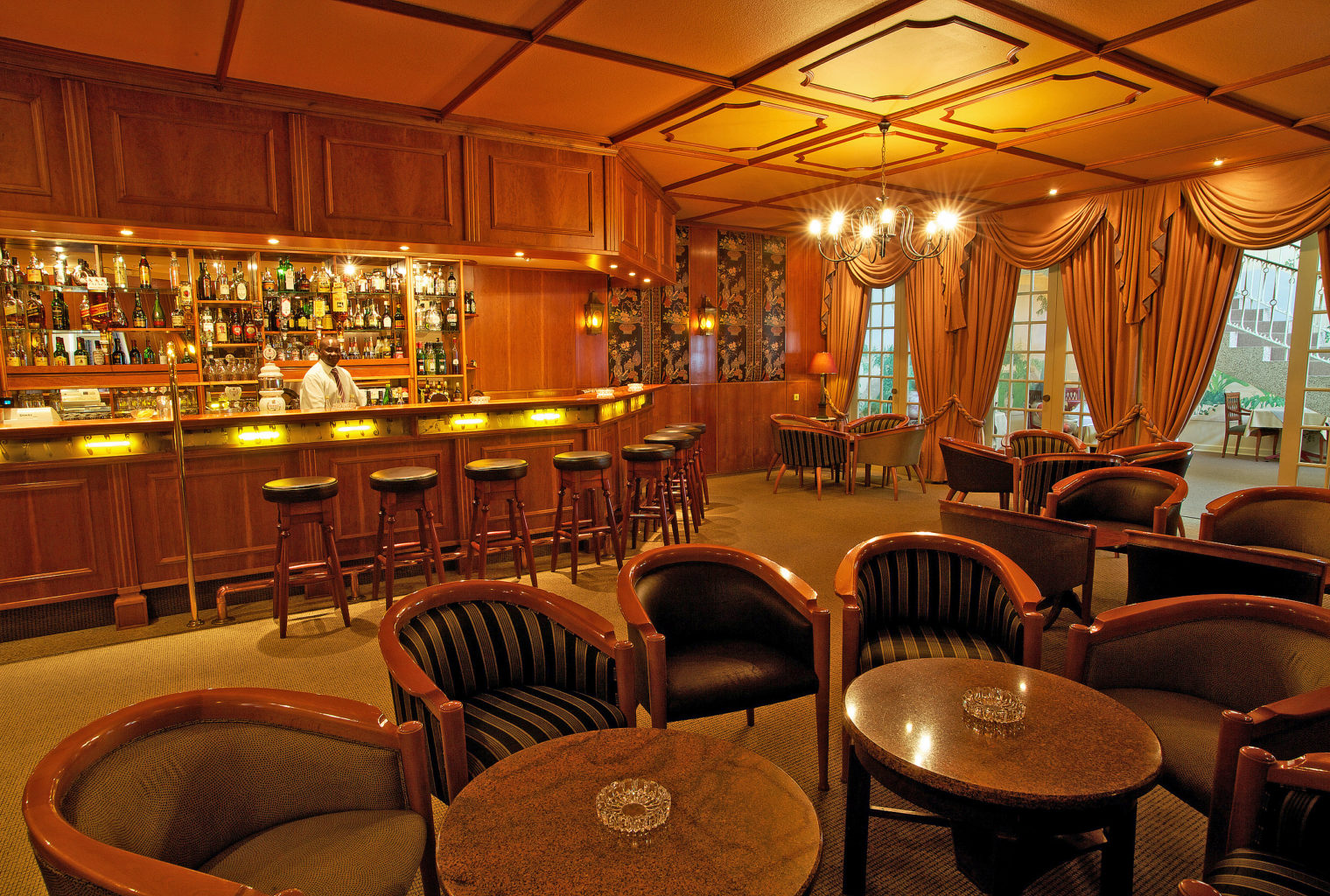 Hansa Hotel Namibia Bar