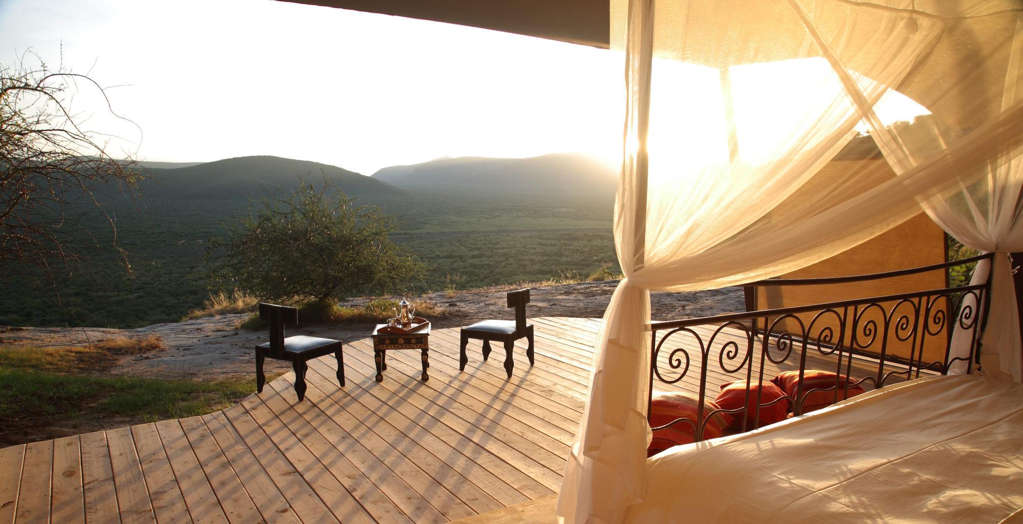 Saruni Mara Kenya Sunrise