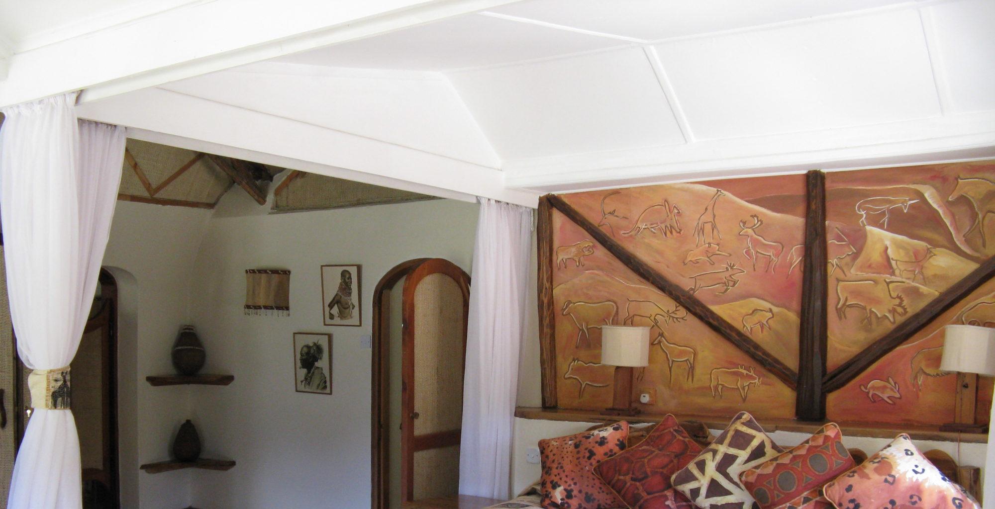 Chui Lodge Kenya Bedroom