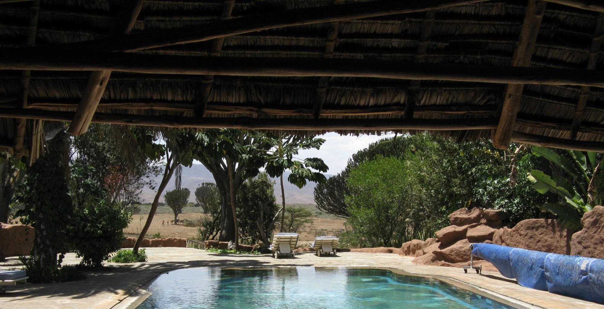 Chui Lodge Kenya Pool
