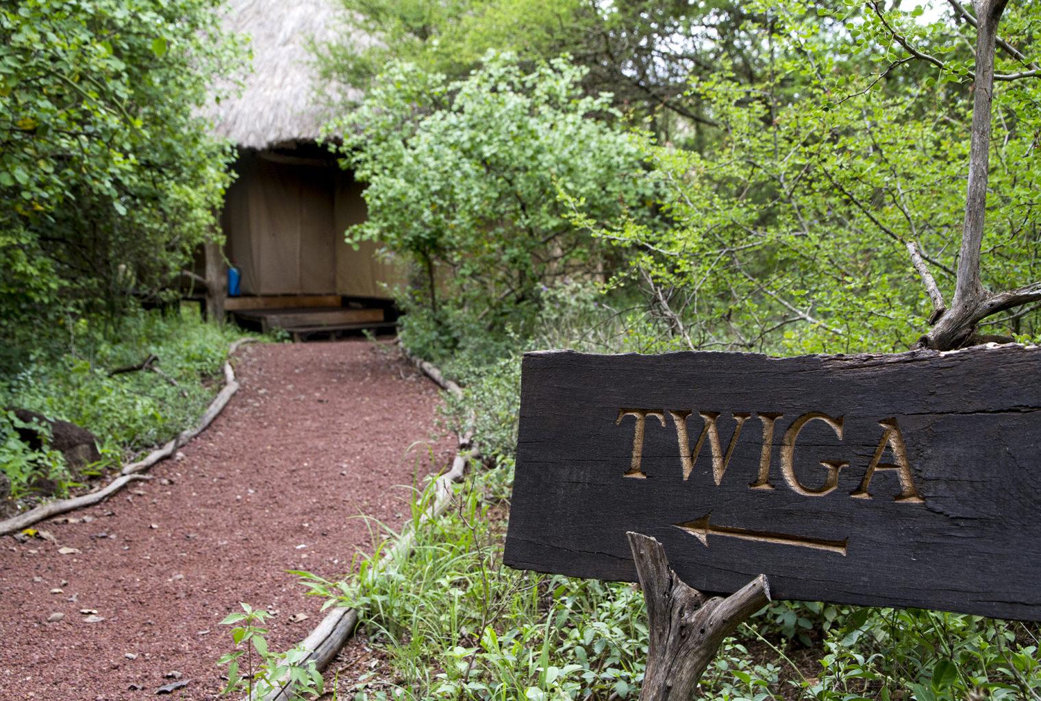 Ndarakwai Camp Tanzania Exterior
