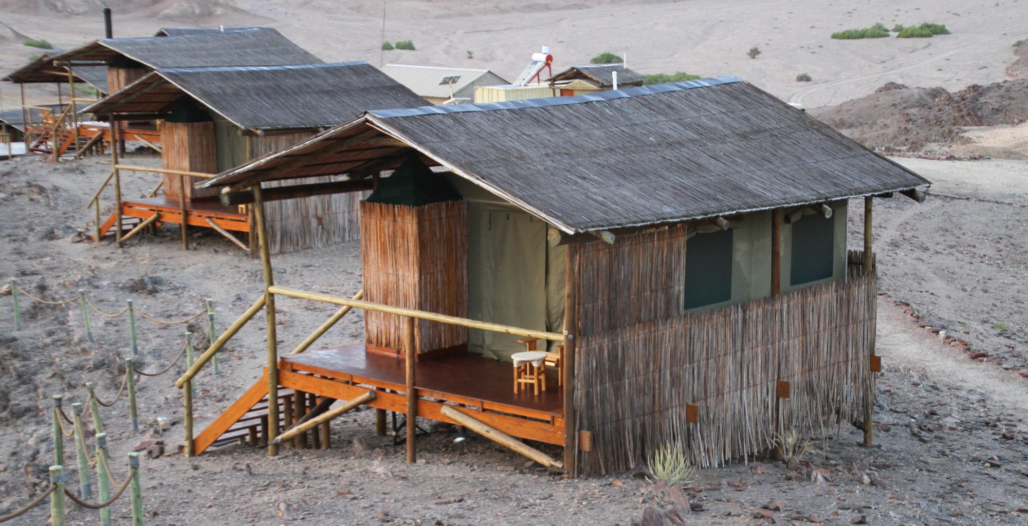 Namibia-Leylandsdrift-Camp-Exterior