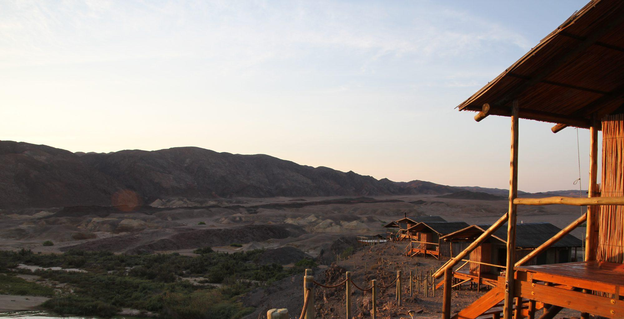 Namibia-Leylandsdrift-Camp-Exterior-View