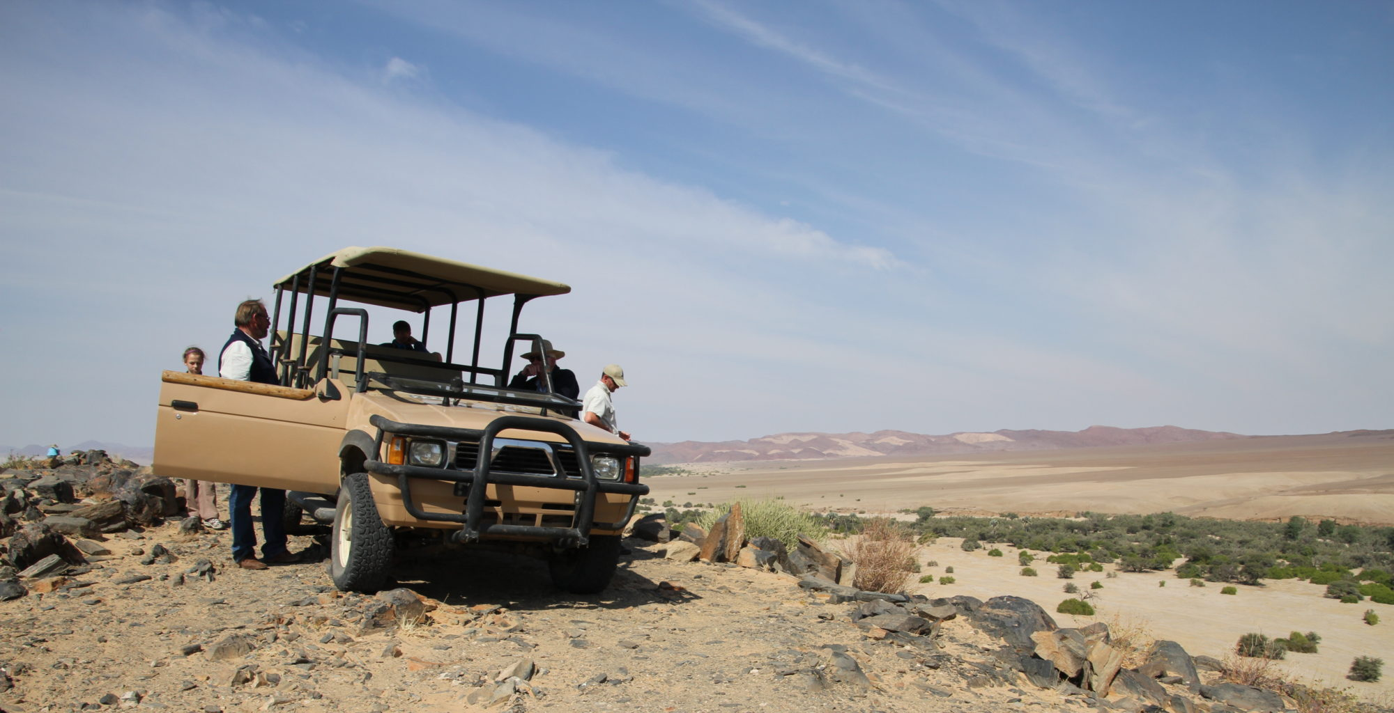 Namibia-Leylandsdrift-Camp-Safari-Drive
