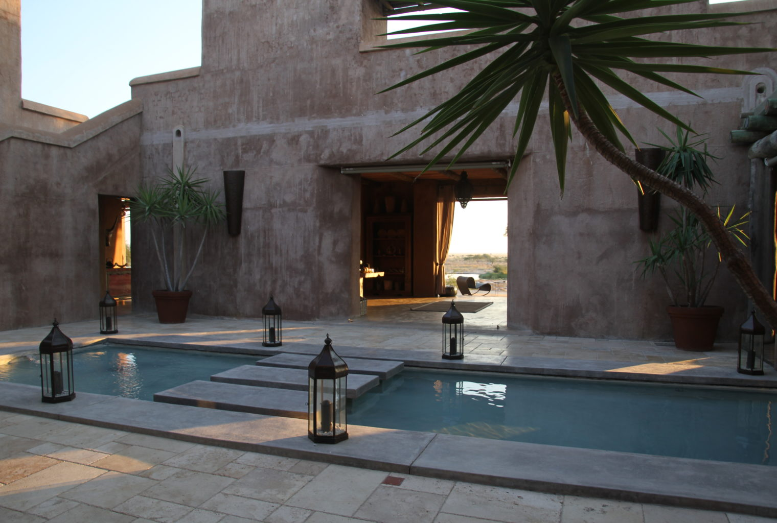 Onguma-The-Fort--Namibia-Pool