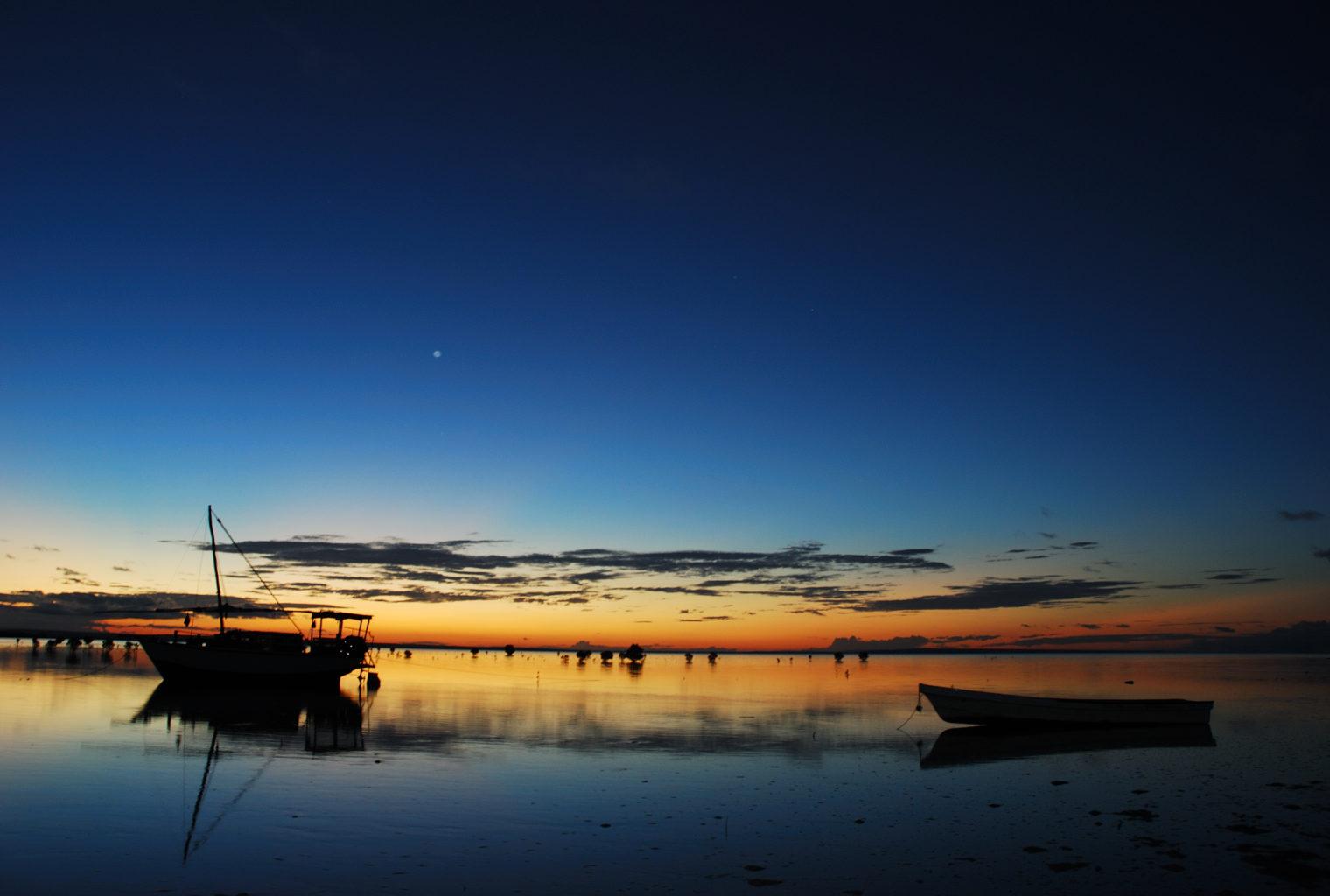 Quirimbas Archipelago Mozambique Sunset