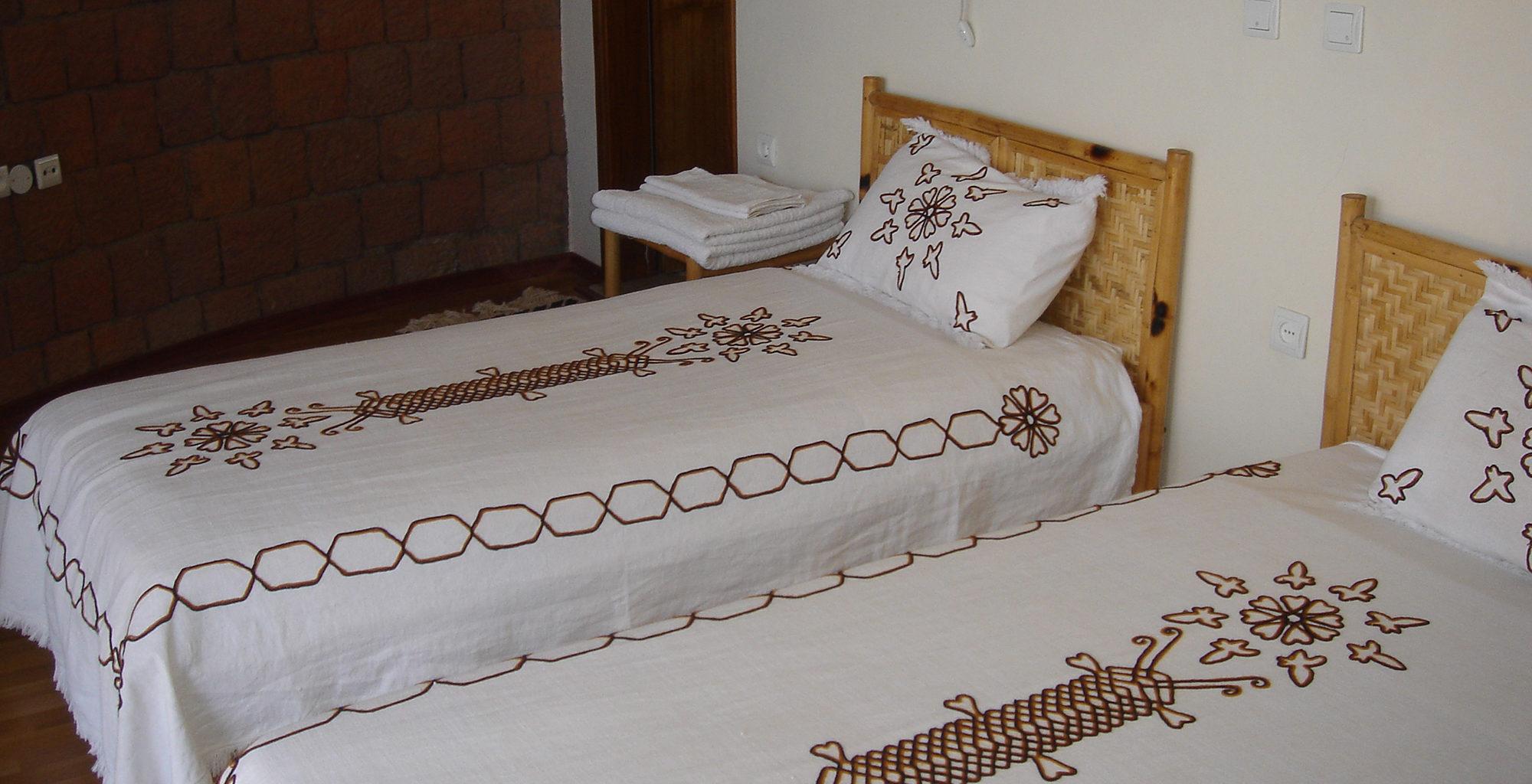 Ethiopia-Tukul-Village-Bedroom