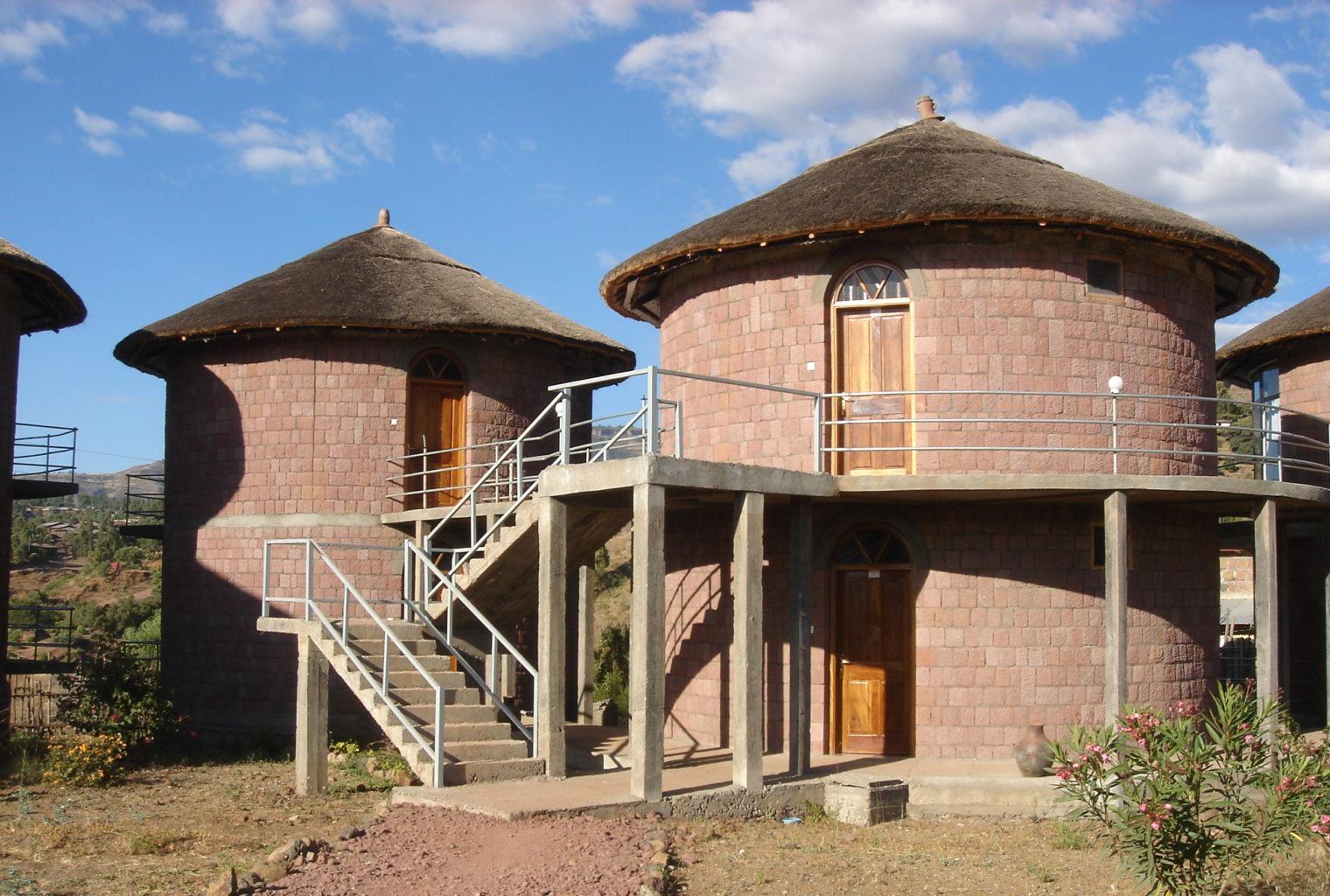 Tukul Village Ethiopia Exterior