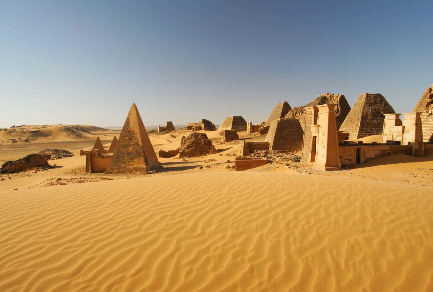 Meroe Tented Camp Sudan Viewsa