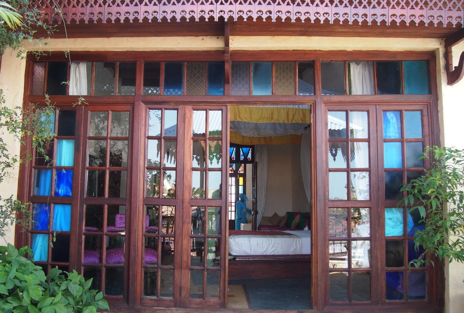Emerson Spice Hotel Tanzania Outdoor