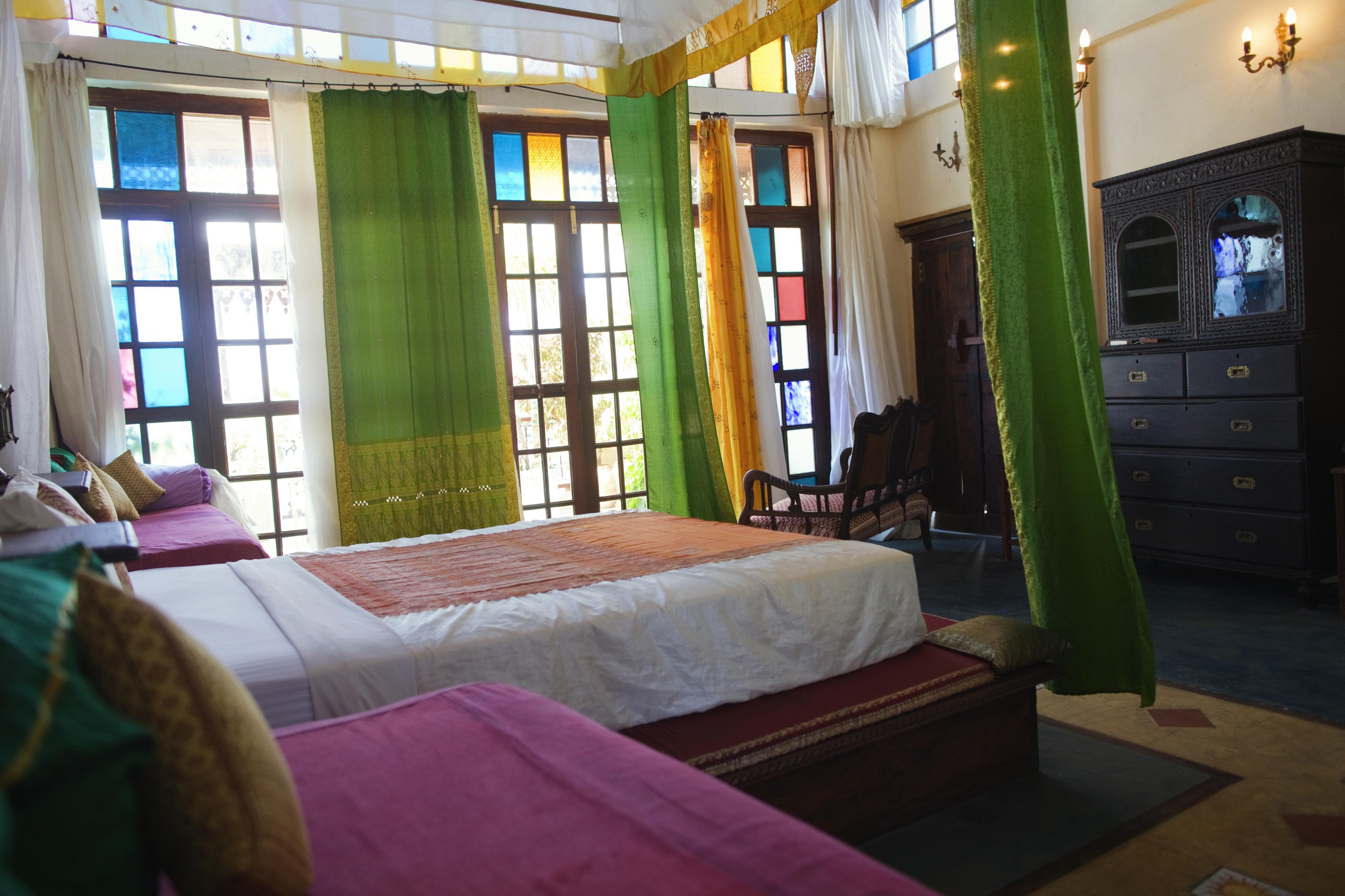 Emerson Spice Hotel Tanzania Bedroom
