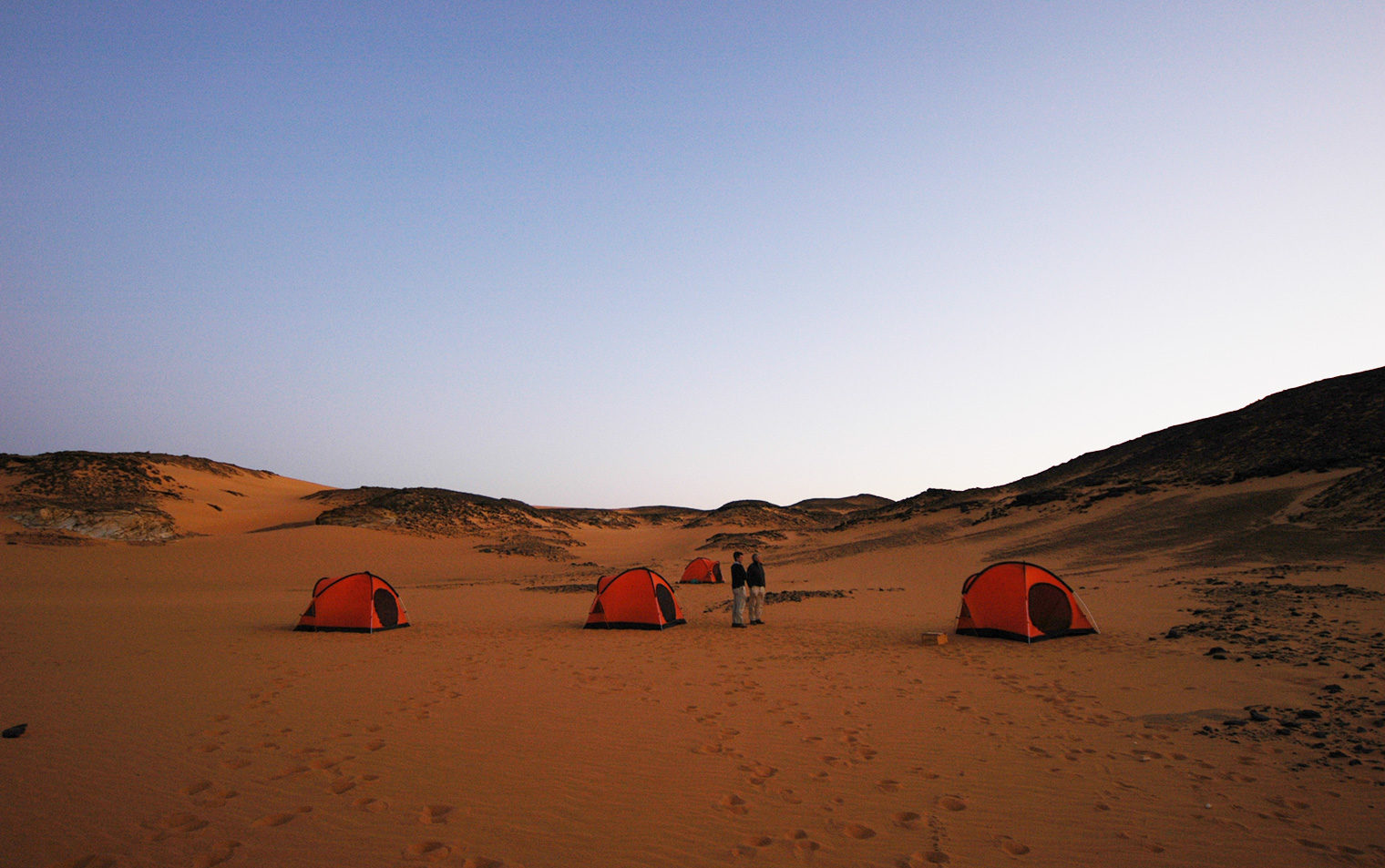 Old Dongola Sudan Tent