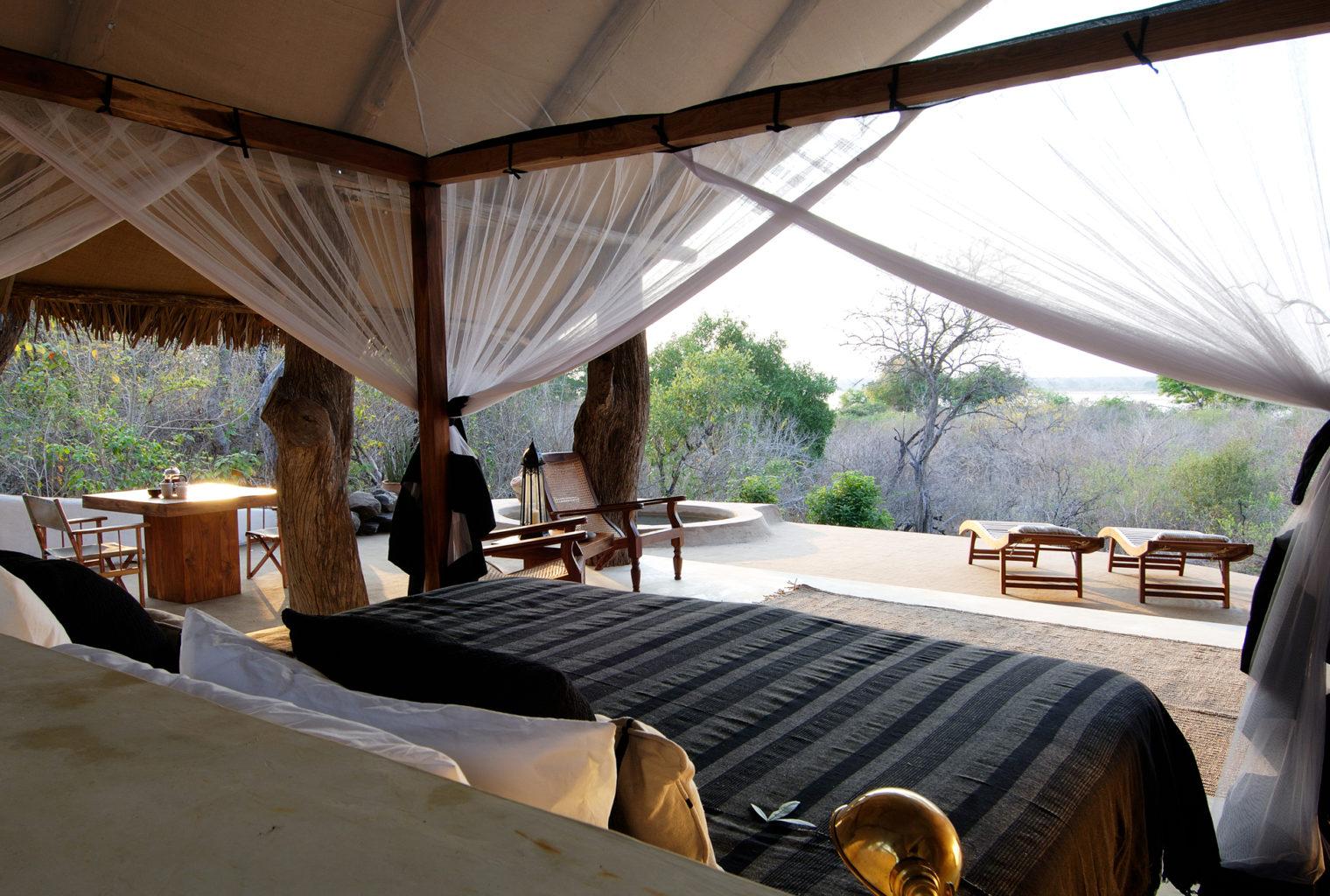 Kiba Point Tanzania Bed