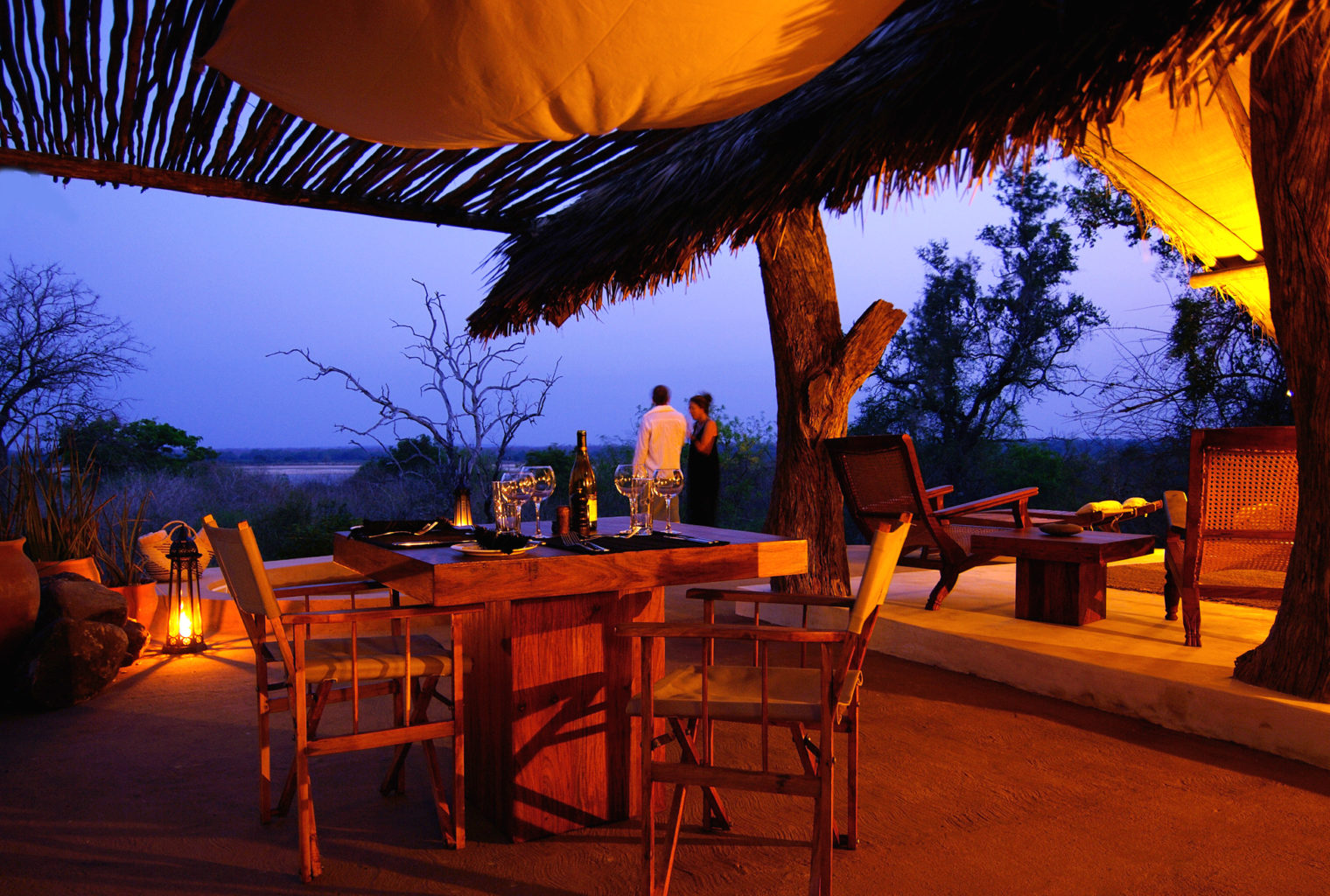 Kiba Point Tanzania Dining