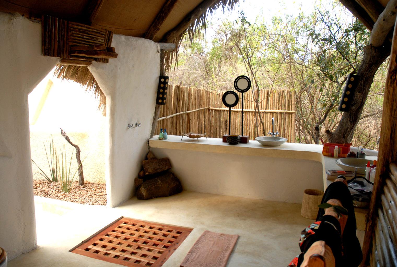 Kiba Point Tanzania Bathroom