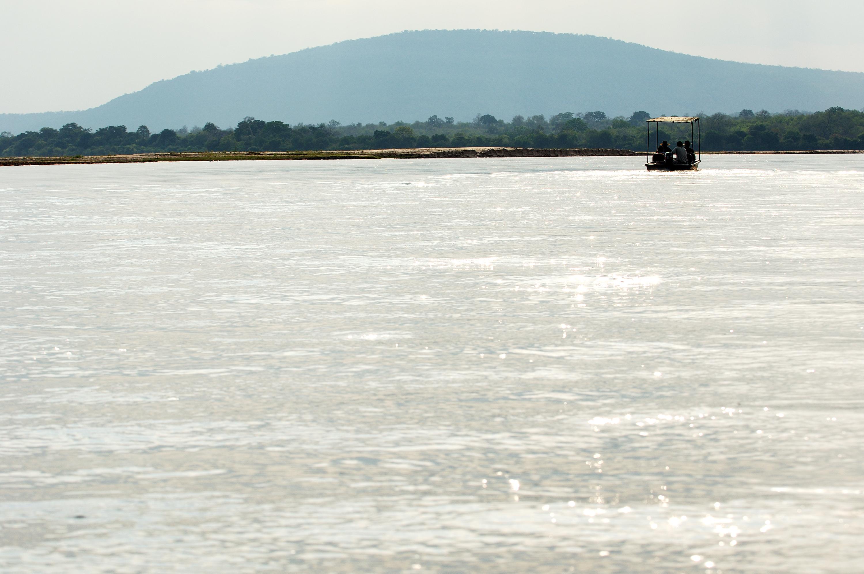 Kiba Point Tanzania Boat