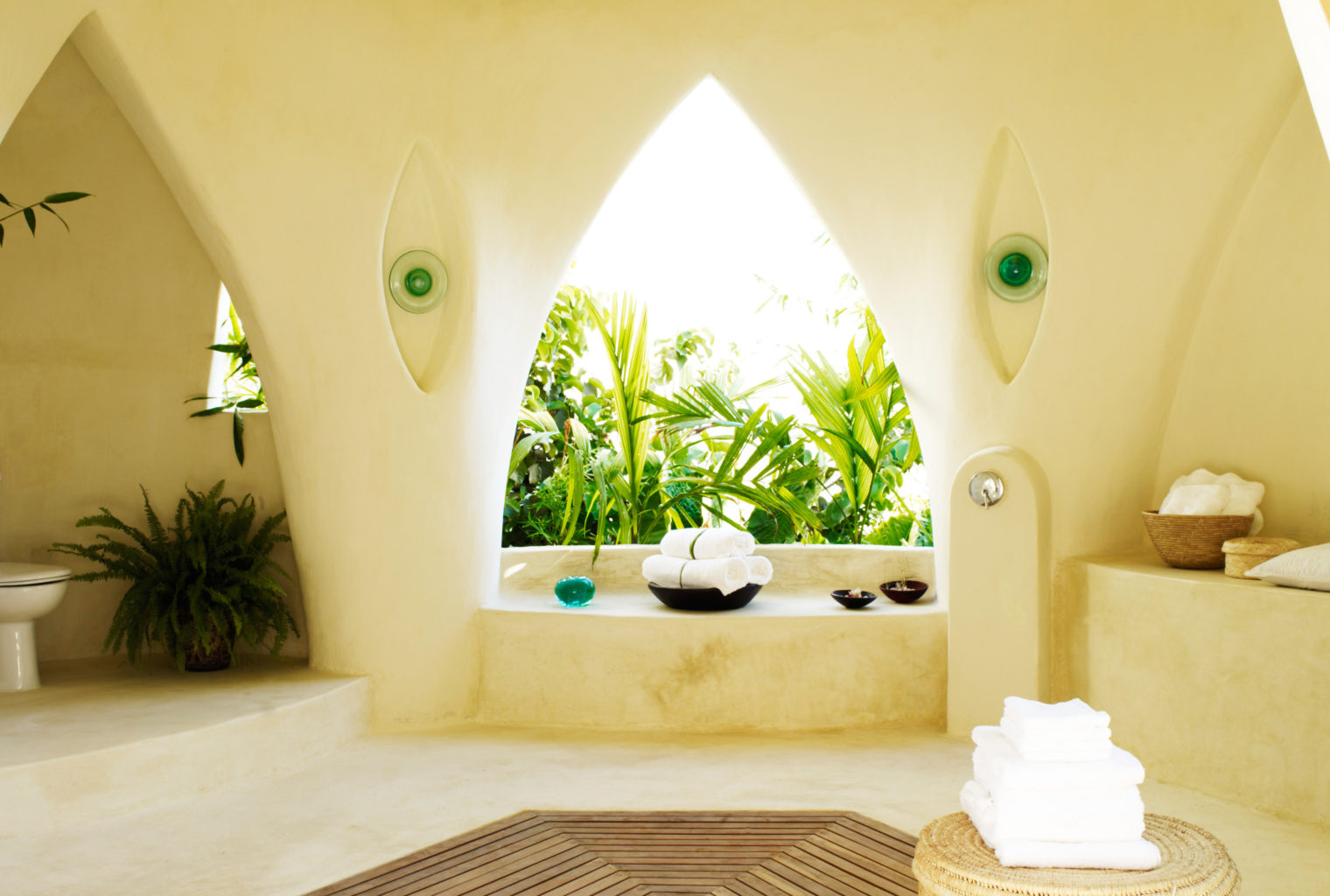 Kilindi Zanzibar Tanzania Bathroom