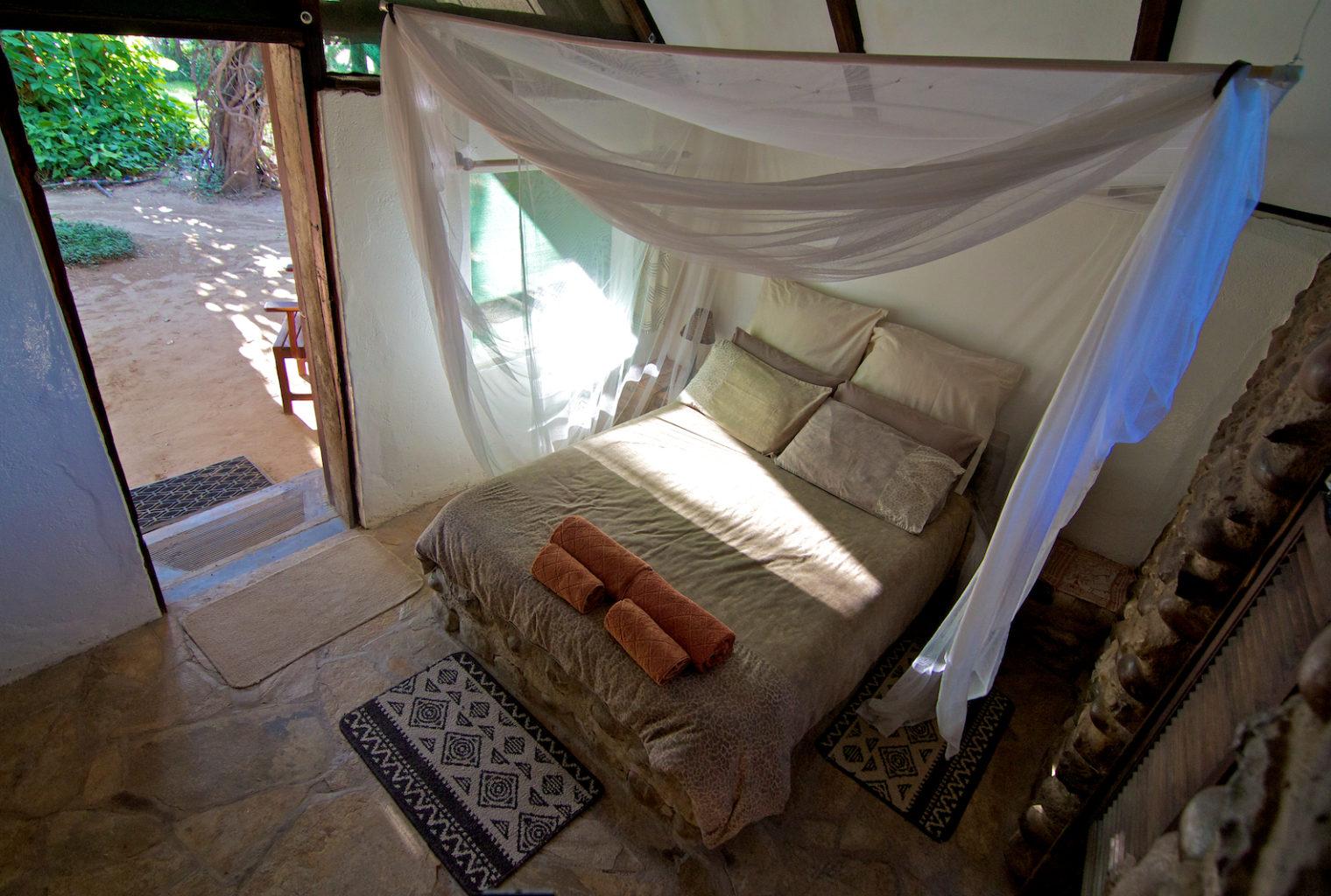 Kunene River Camp Bedroom