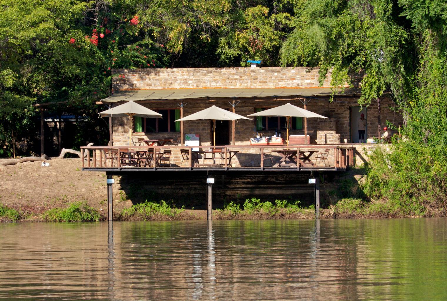 Kunene River Camp Exterior Close