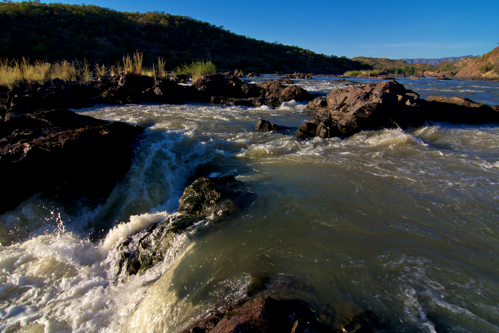 Kunene River Camp River