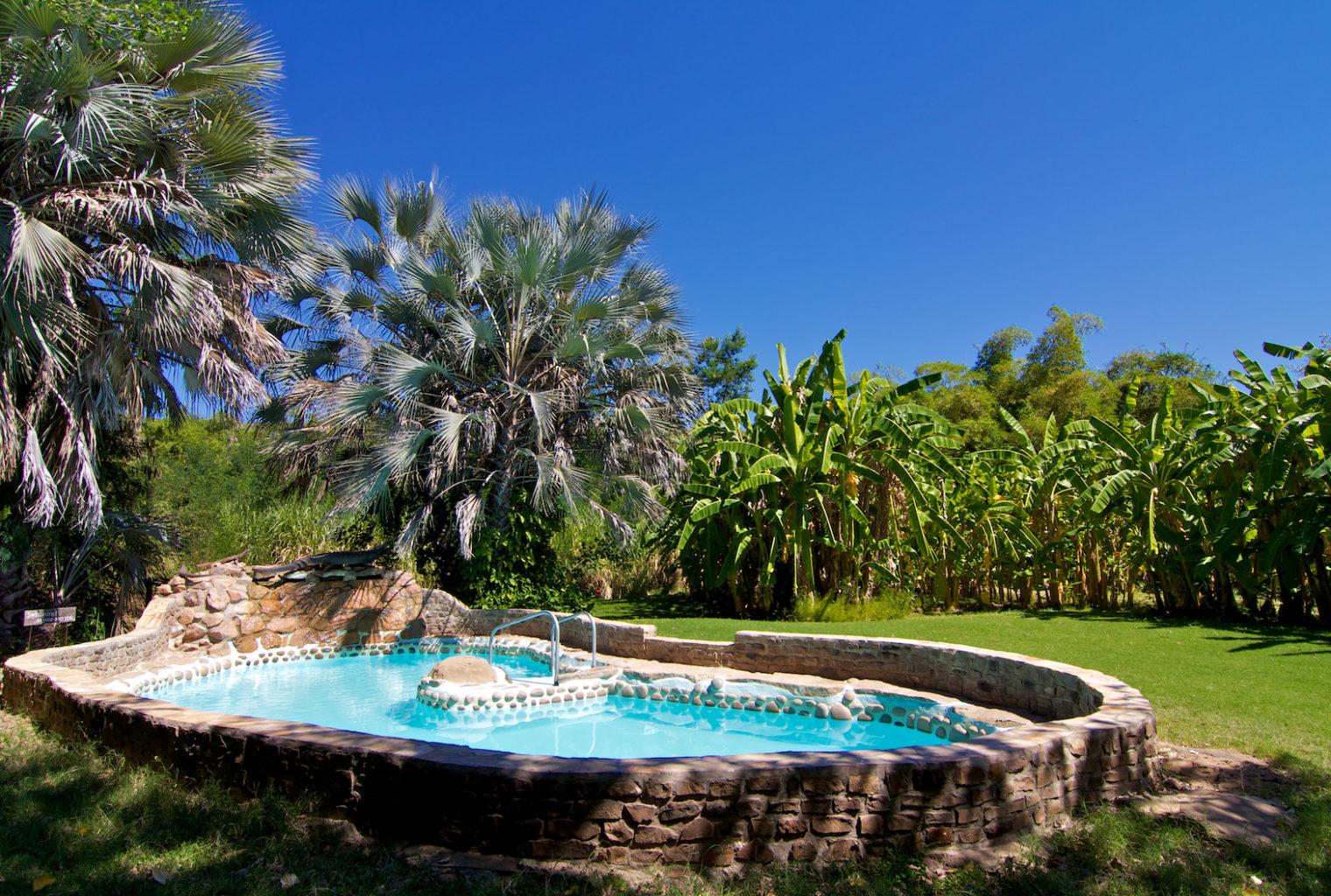 Kunene River Camp Pool