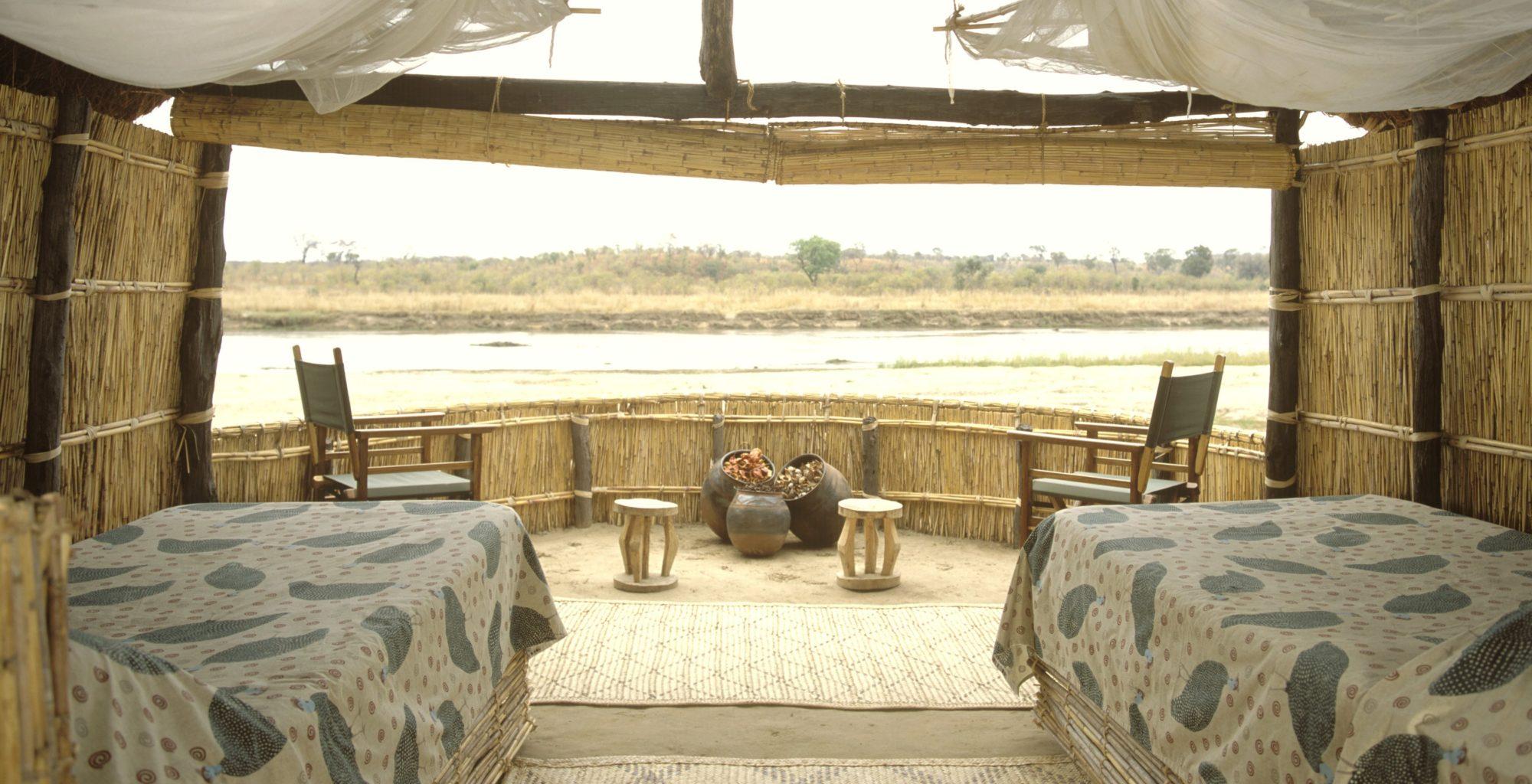 Zambia-Kutandala-Bedroom