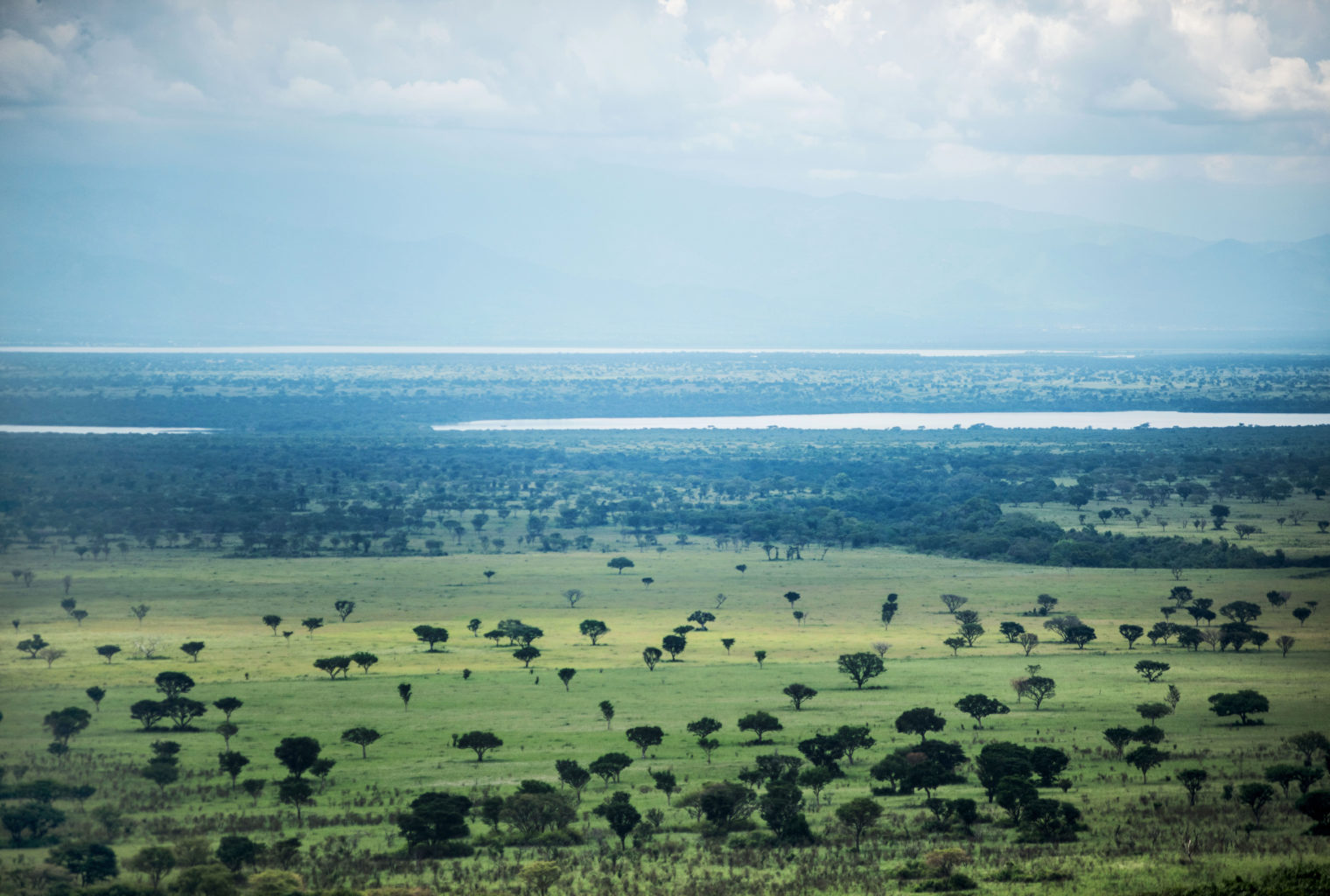 Kyambura Gorge Uganda Views